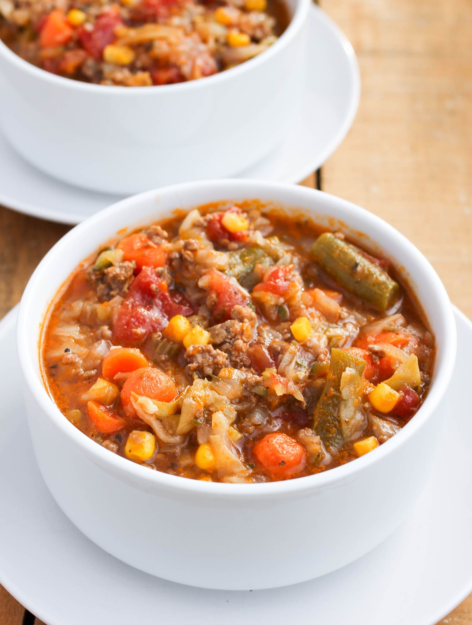 Ground Beef And Cabbage Soup Recipe Beef Soup Recipes Soup With Ground Beef Cabbage Soup Recipes