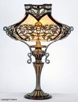 Lampe Presti de style Tiffany photo 1