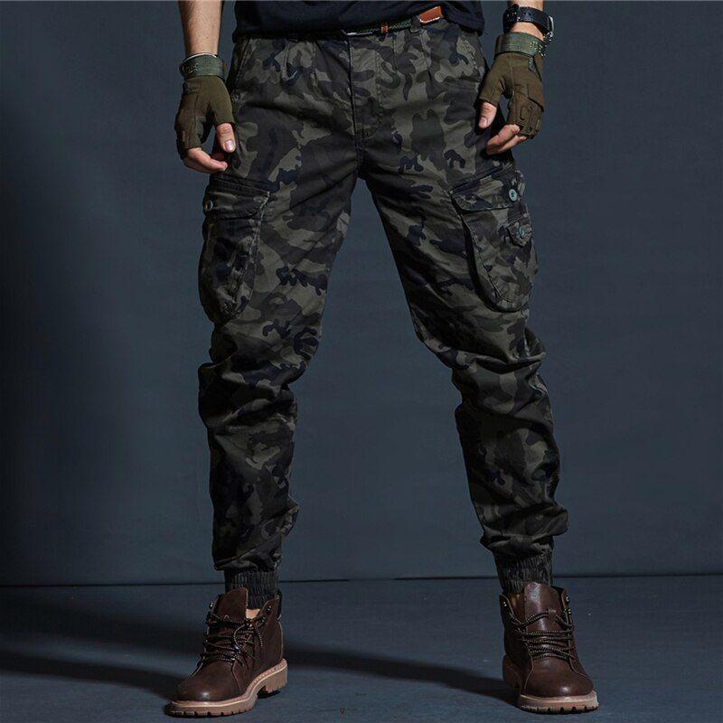 Pantalones Tacticos De Invierno Para Hombre Pantalones Vaqueros De Camuflaje Militar Para Hombre Pantalones H In 2020 Mens Pants Casual Cargo Pants Men Fashion Pants