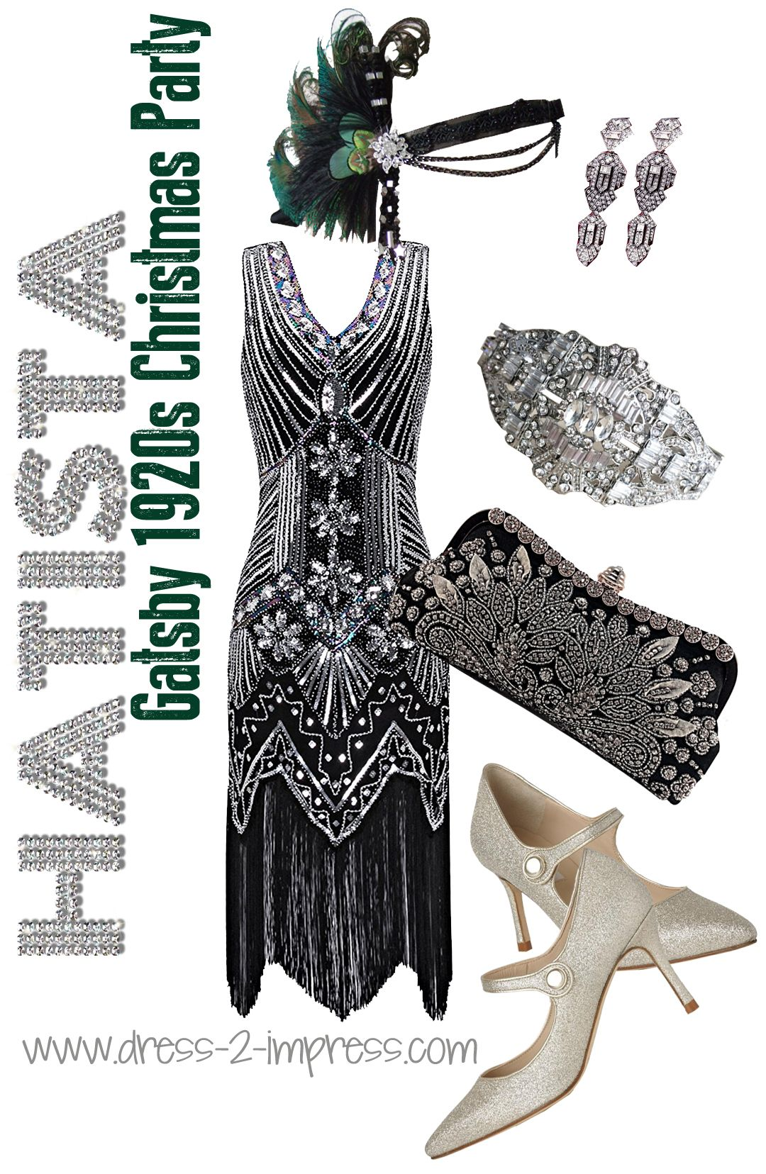 What to wear to a 1920s New Years Eve Christmas Party