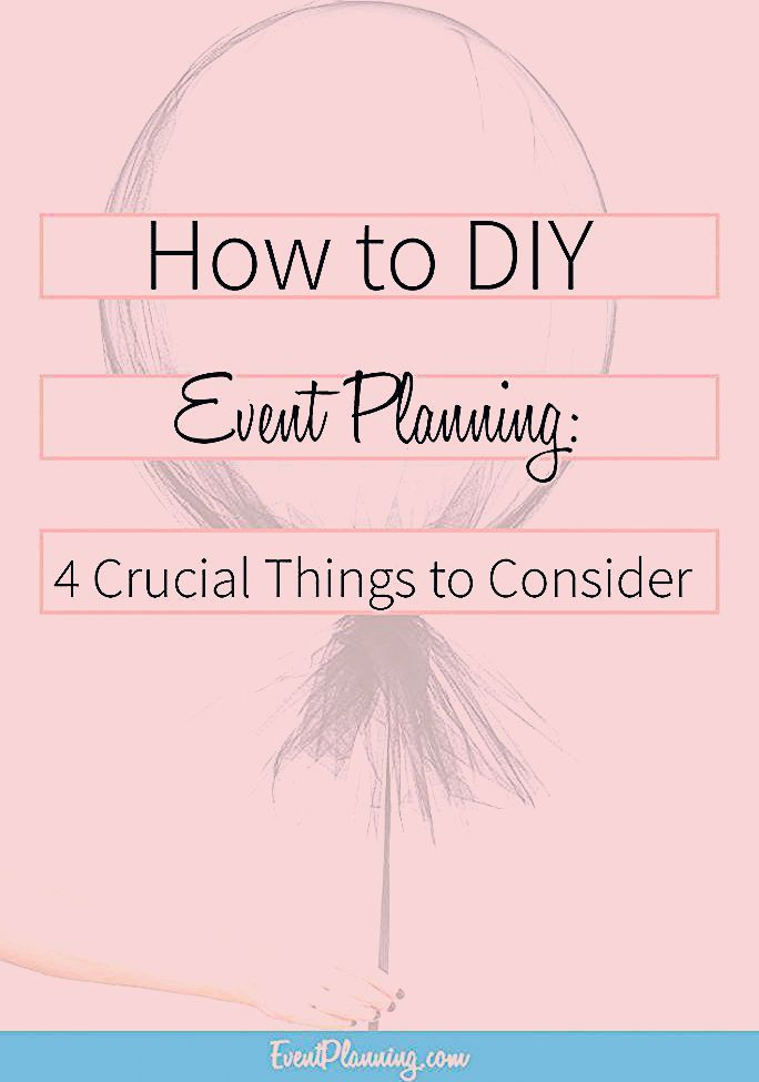 Photo of How to Do It Yourself Event Planning (DIY) – EventPlanning.com