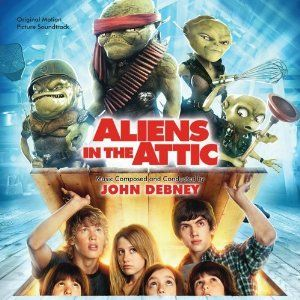 Aliens In The Attic Happy Movie Motion Picture Alien