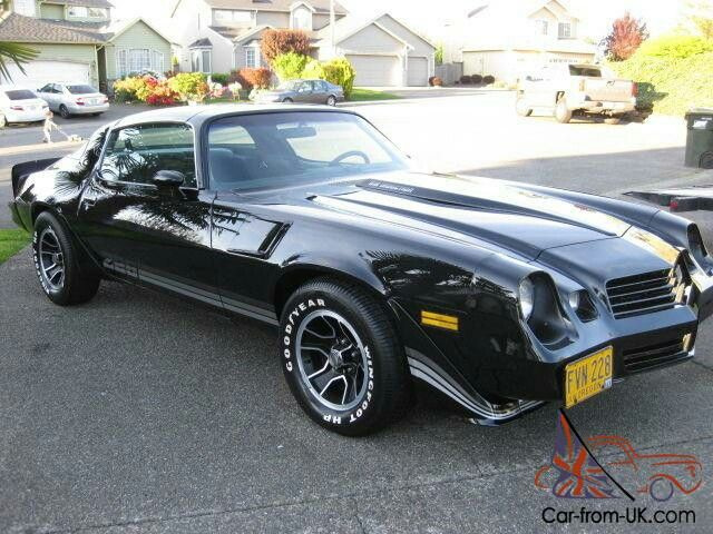 1981 Chevy Camaro Z28 Chevy Muscle Cars Chevy Camaro Classic