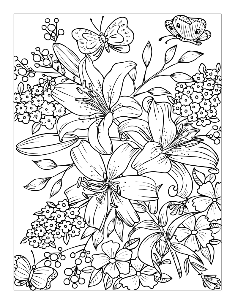 Pin On Free Coloring Pages [ 1024 x 791 Pixel ]