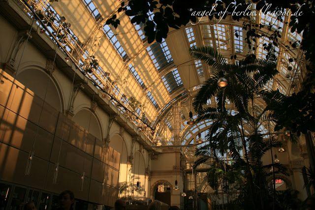Angel of Berlin: [explores...] Vienna - Sonntagskaffee im Palmenhause