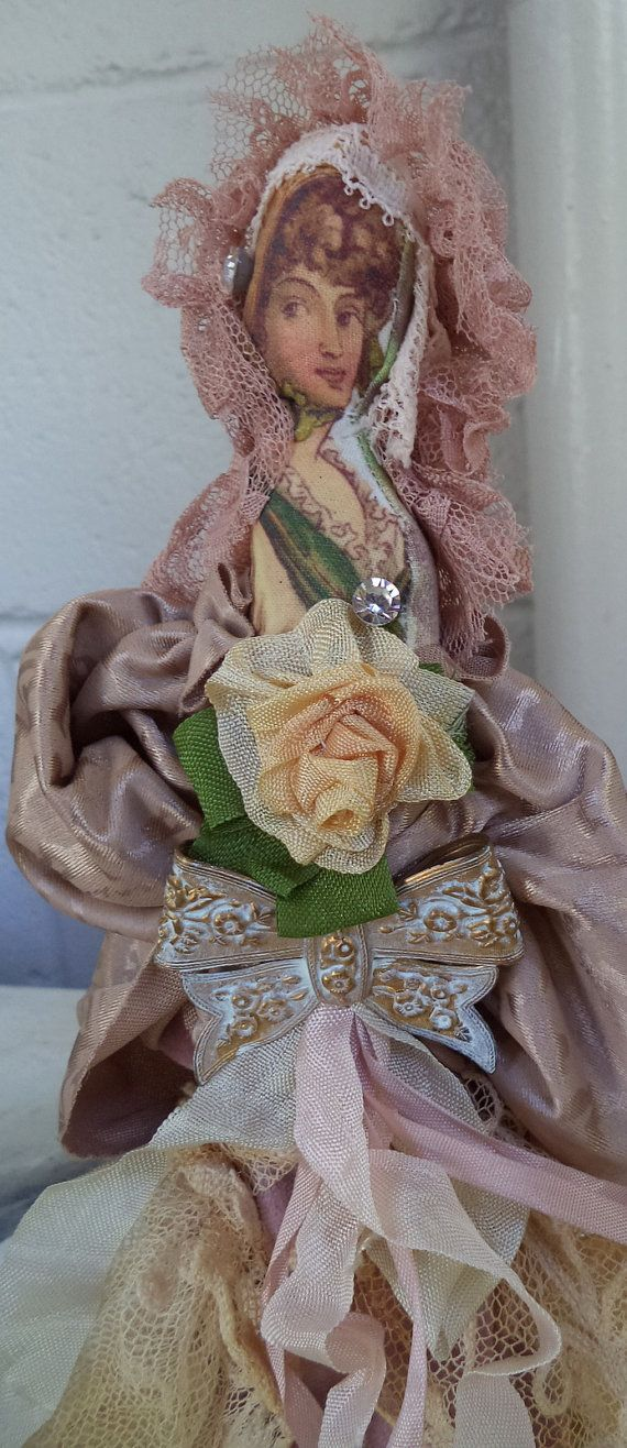 Emily vintage doll by Lilla on Etsy