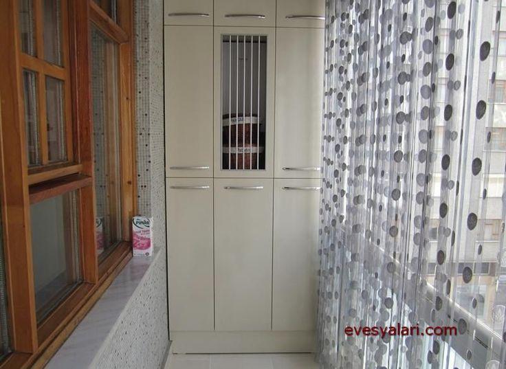 Balkon Pantry Schrank Balkon Pantry Schrank Zuhause Diy Organisation Diy Balkon