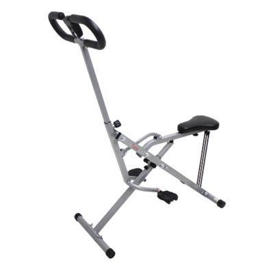 Sunny Health & Fitness Upright Row-N-Ride Rower Machine