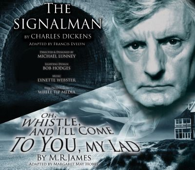 Floral Pavilion Blue Lounge, Wallasey | CLASSIC GHOSTS – THE SIGNALMAN / OH WHISTLE AND I'LL COME TO YOU, MY LAD | 24 - 28 Feb | To book using your Tokens call: 0151 666 0000