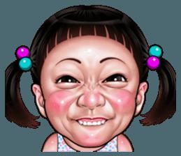 Tersenyum Koleksi Stiker Line Line Store Wajah Lucu Ekspresi Wajah Gambar Lucu