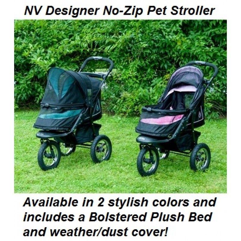 NV Designer NO ZIP Pet Stroller, 219.95, Pet Gear Dog