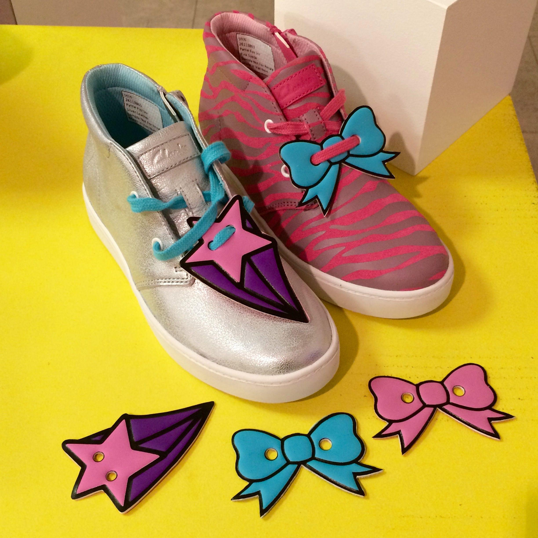 clarks junior shoes