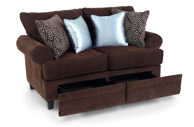 Best Bob S Kendall Ii Couch With Storage Discount 640 x 480
