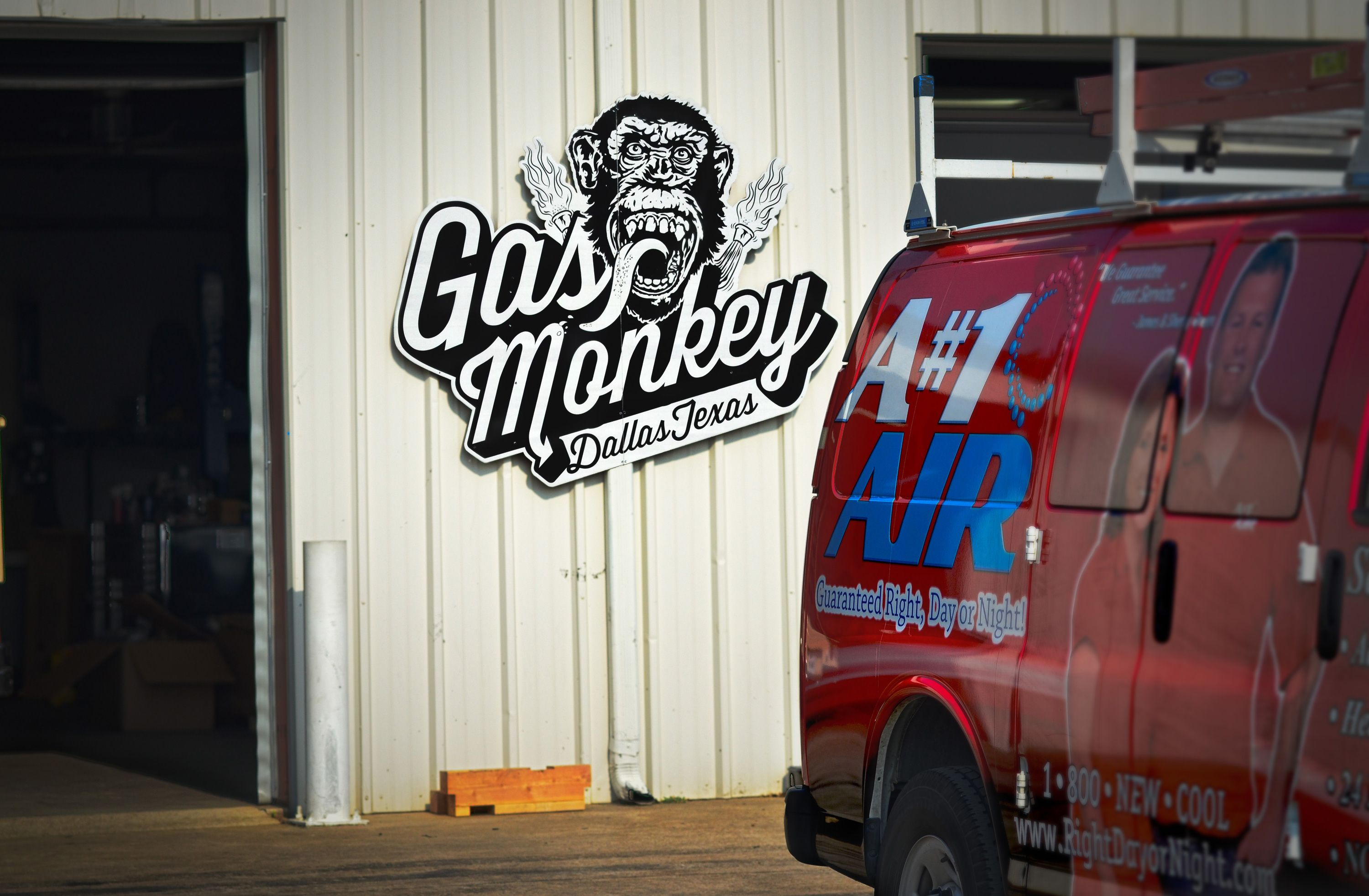 Getting Started With The Partnership With Gas Monkey Garage