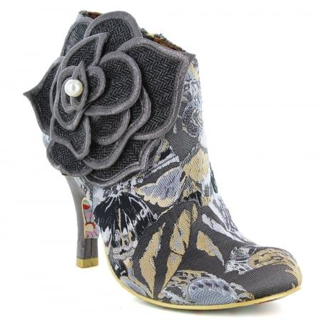 Irregular Choice PEARL NECTURE women's Low Boots in Cheapest NMuTW4LOAf