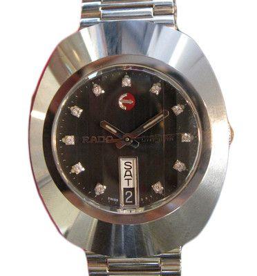 Mens Vintage Rado Diastar Original Watch Sapphire Ceramic Automatic Day Date Vintage Men Vintage Time Piece