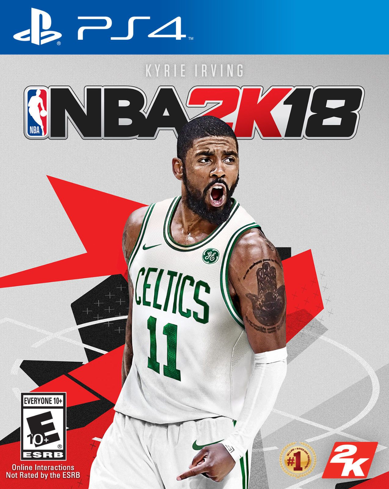 NBA 2K18 (PlayStation 4) ***BRAND NEW & FACTORY SEALED**