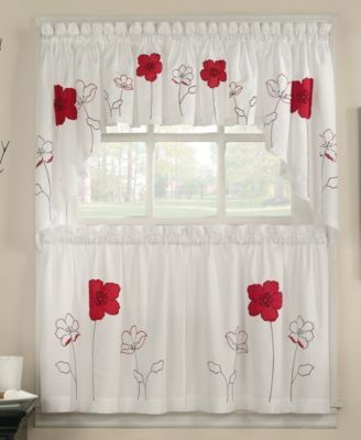 Estilos de cortinas para la cocina te gustar n hogar - Que cortinas poner en la cocina ...
