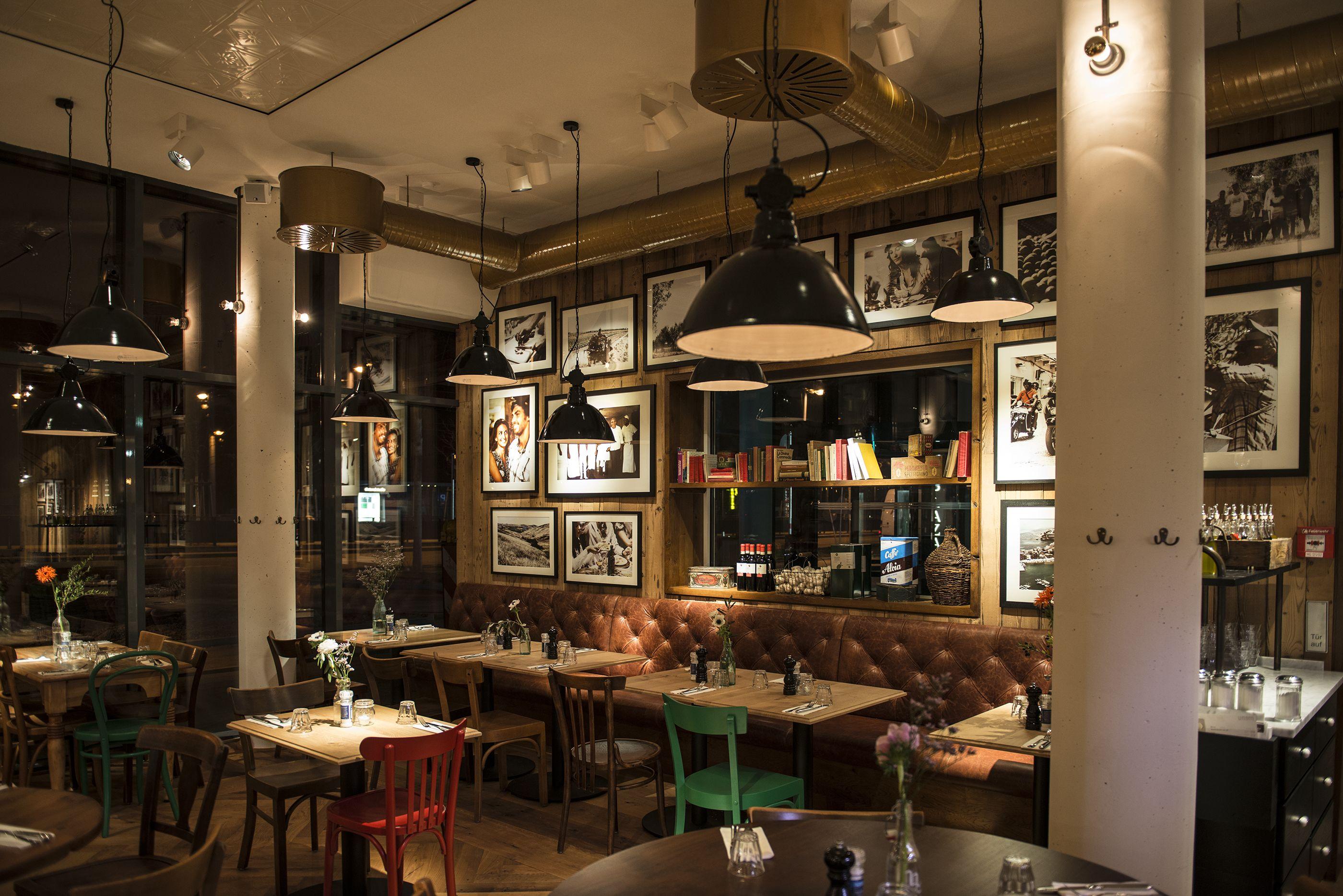 Restaurant Tialini Karlsruhe Karlsruhe Bar Interior Bar Design