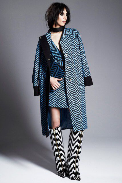 Emanuel Ungaro | Pre-Fall 2014 Collection | Vogue Runway