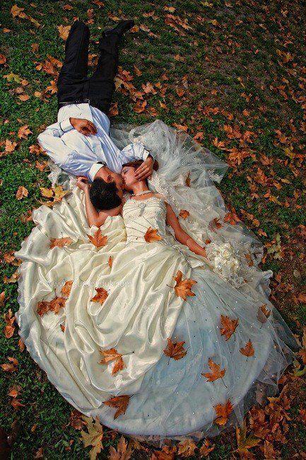 Fall Weddings <3    @Andrea Cooper