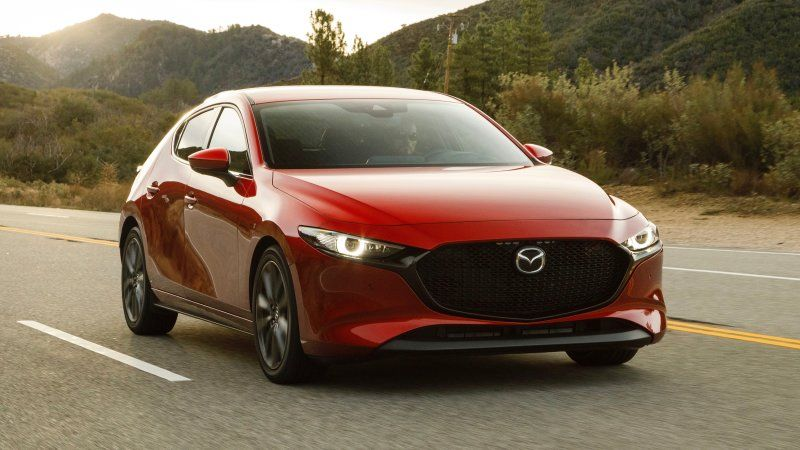 2020 Mazda3 Hatchback Drivers Notes Luxury With A Manual Mazda New Engine Mazda 3