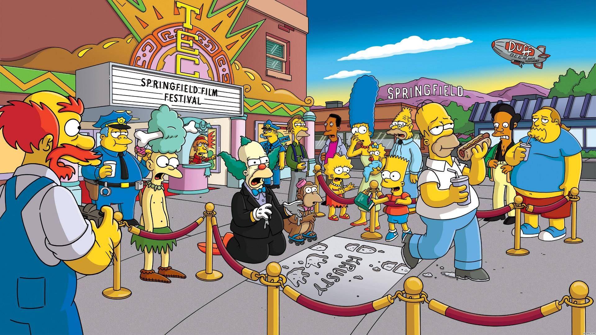 Homer Simpsons Stoned HD desktop wallpaper Mobile Papel
