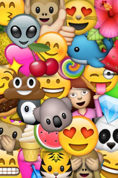 Emojis Lulypilo Fond Ecran Emoji Et Fond Ecran Emoji