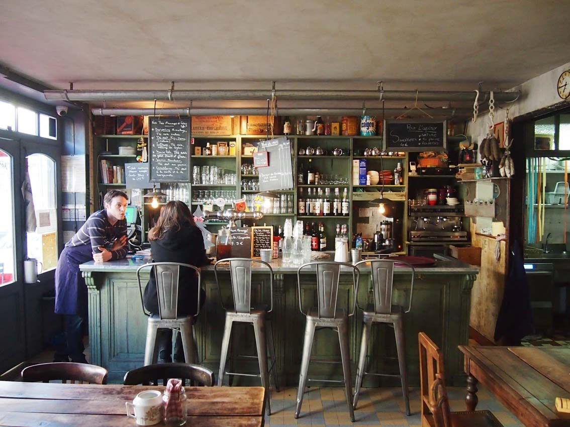 L 39 picerie rennes cafes and hotels pinterest picerie rennes et comptoir - Comptoir des cotonniers rennes ...
