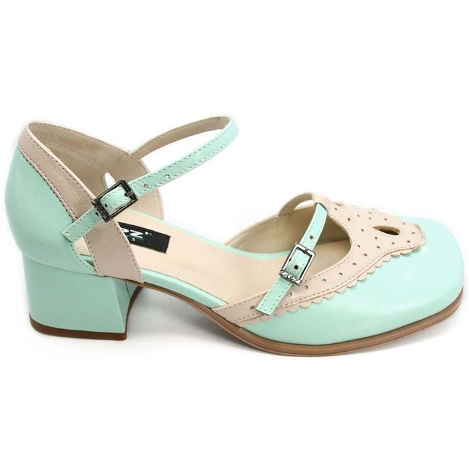a22a0ca7e Sapato Retrô Cheer - ZPZ SHOES | Work&Shoes | Sapatos, Sapatos retro ...