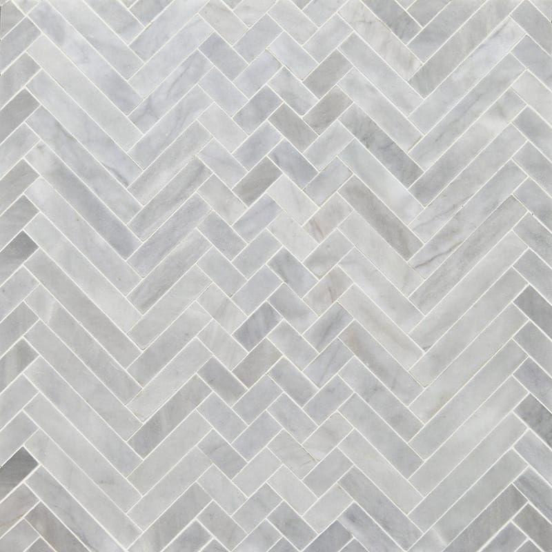 Avenza Honed Mixed Herringbone Marble Mosaics 16 5 6x12 1 16 Country Floors Of America Llc Marble Mosaic Mosaic Marble Tiles