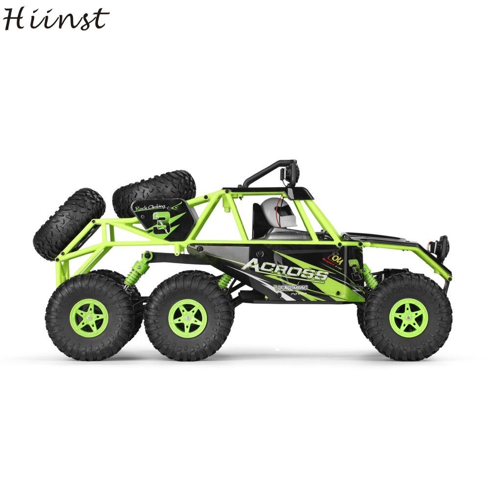 HIINST Best Seller Drop ship / 2 GHZ 6WD Radio Remote Control Off