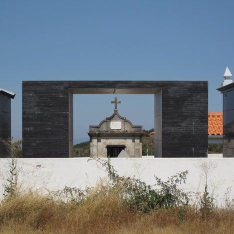 Family Tomb by Pedro Dias #architecture #religious-buildings - #Cemetery #Grave #Tombs #Graveyard #GraveStone #Cementerio #Tumba #Lápida #Sculpture #Escultura