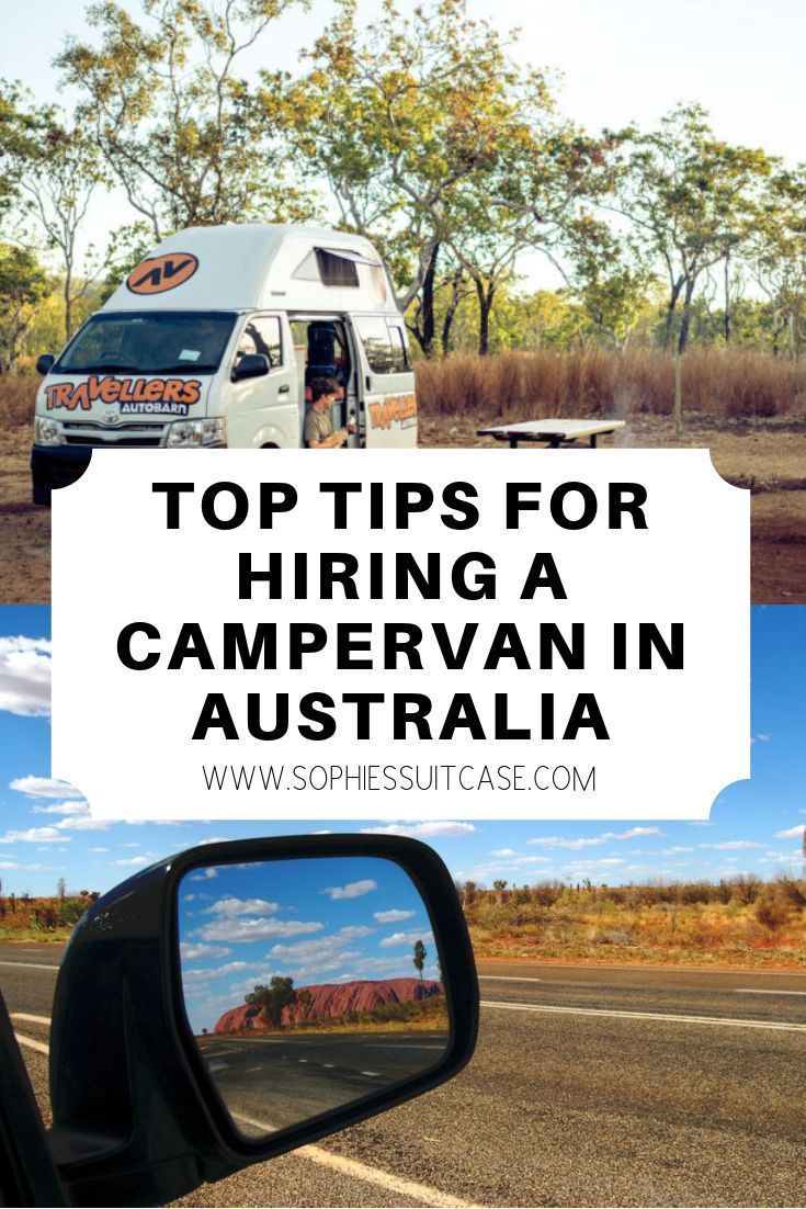 Hire a Campervan with Travellers Autobarn Australia ...