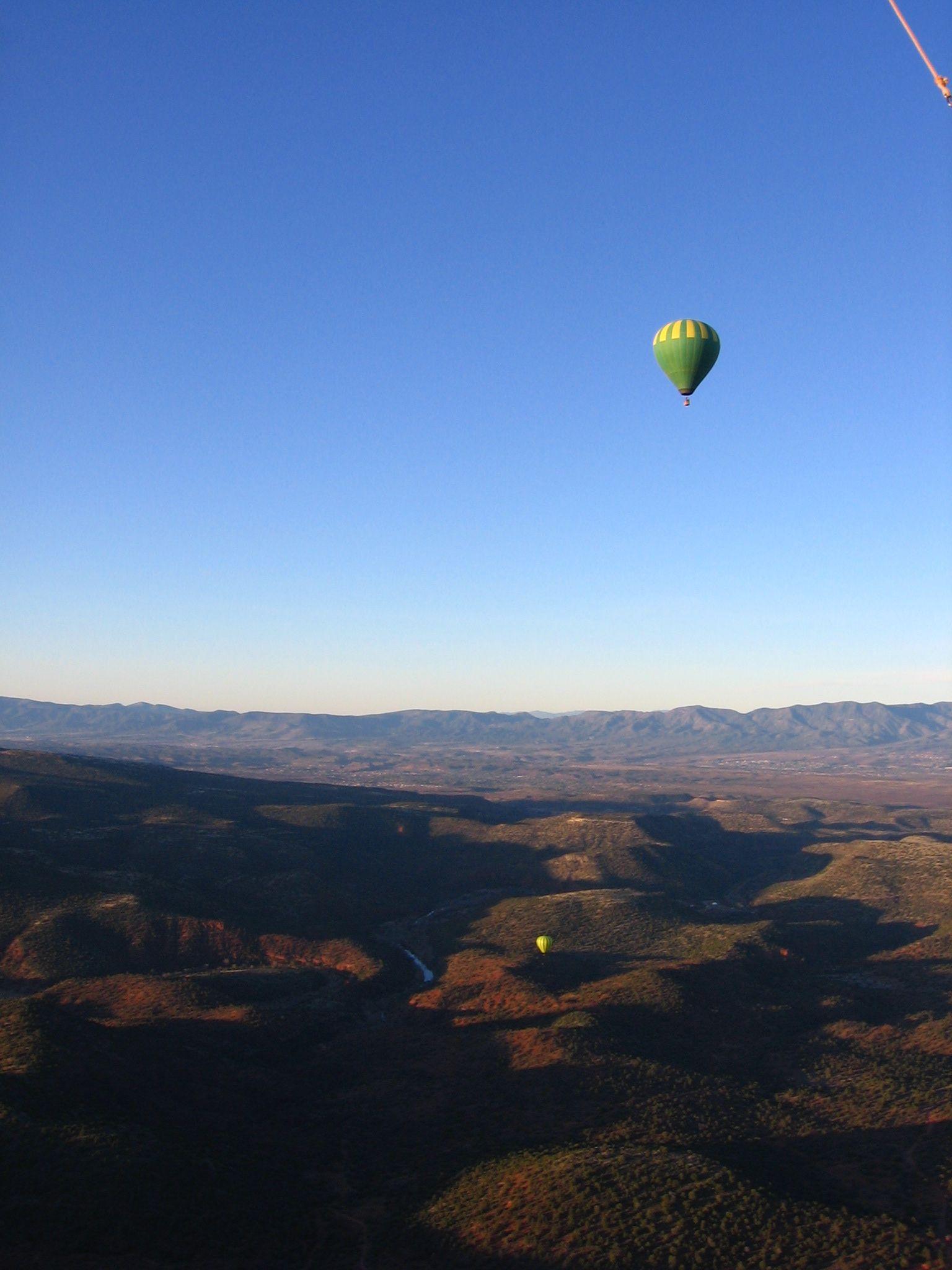 Sedona Hot air ballooning Natural landmarks