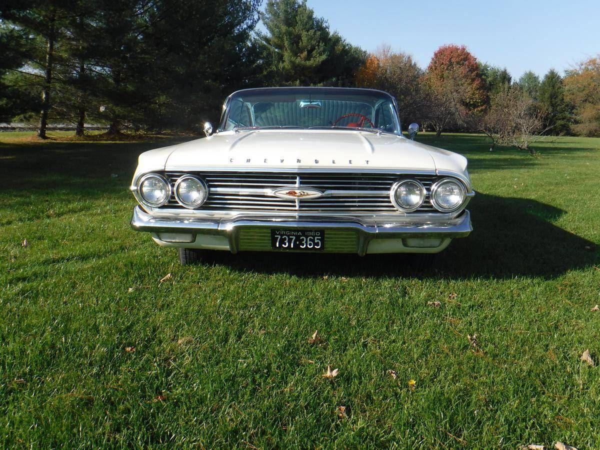 1960 Chevrolet Impala For Sale 1954689 Hemmings Motor News Chevrolet Impala Chevrolet Impala For Sale