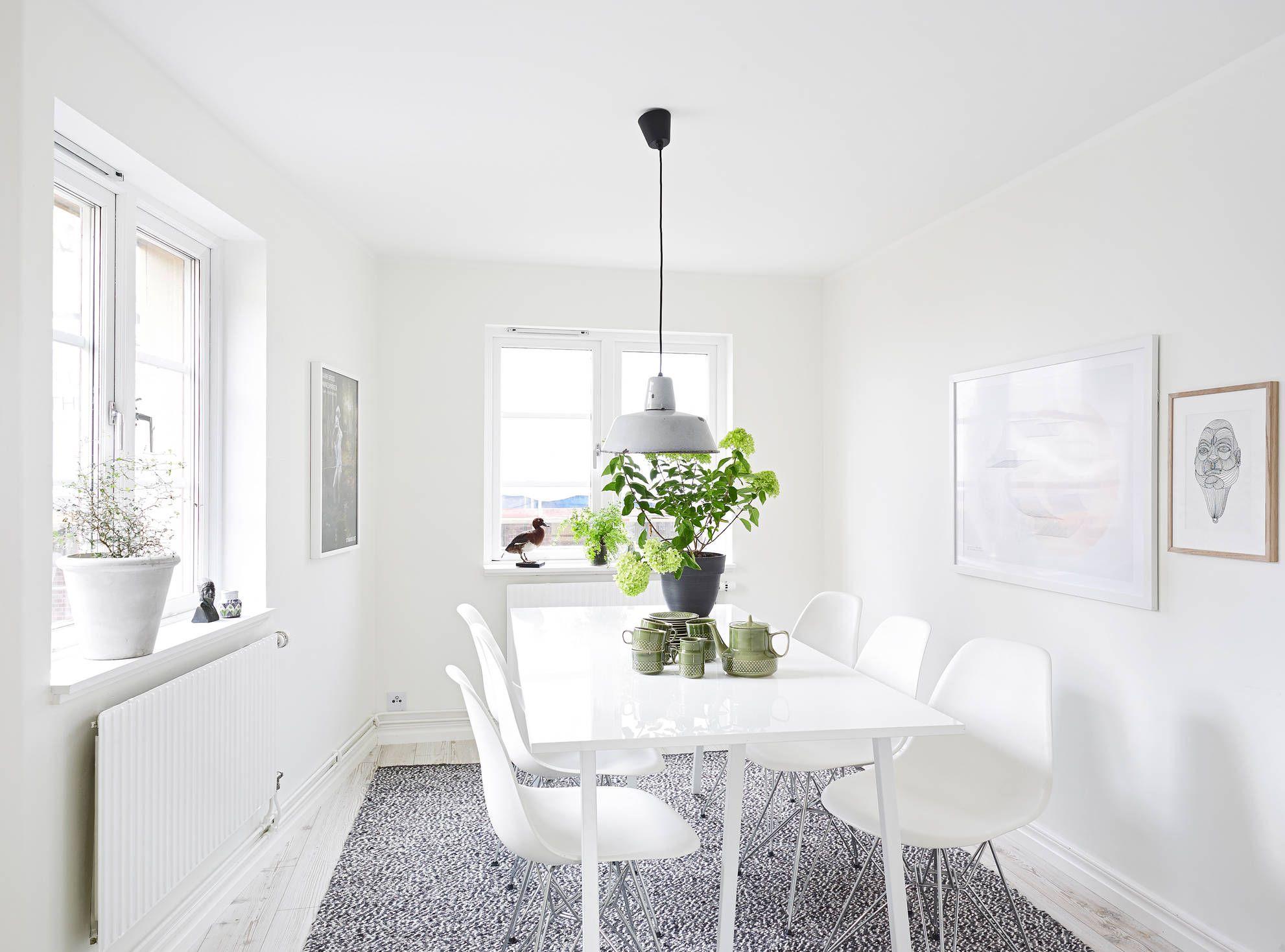 Witte inrichting perfect mooi modern huis witte woonkamer