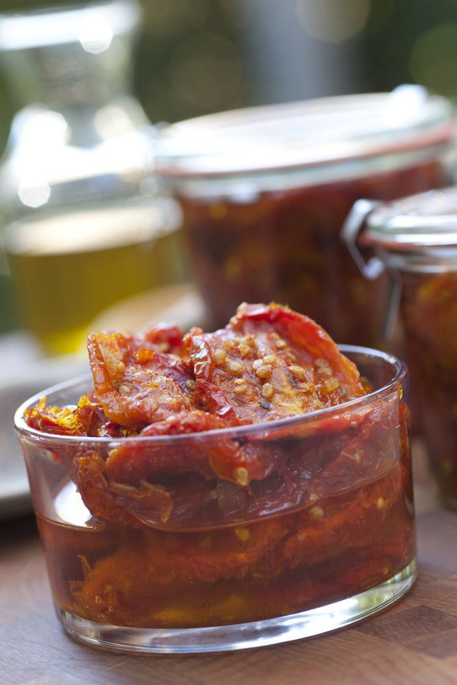 Domenico's Sun-Dried Tomatoes