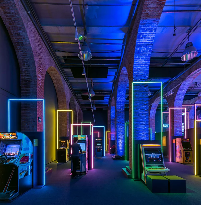 madrid's 'game on' exhibition celebrates the history of