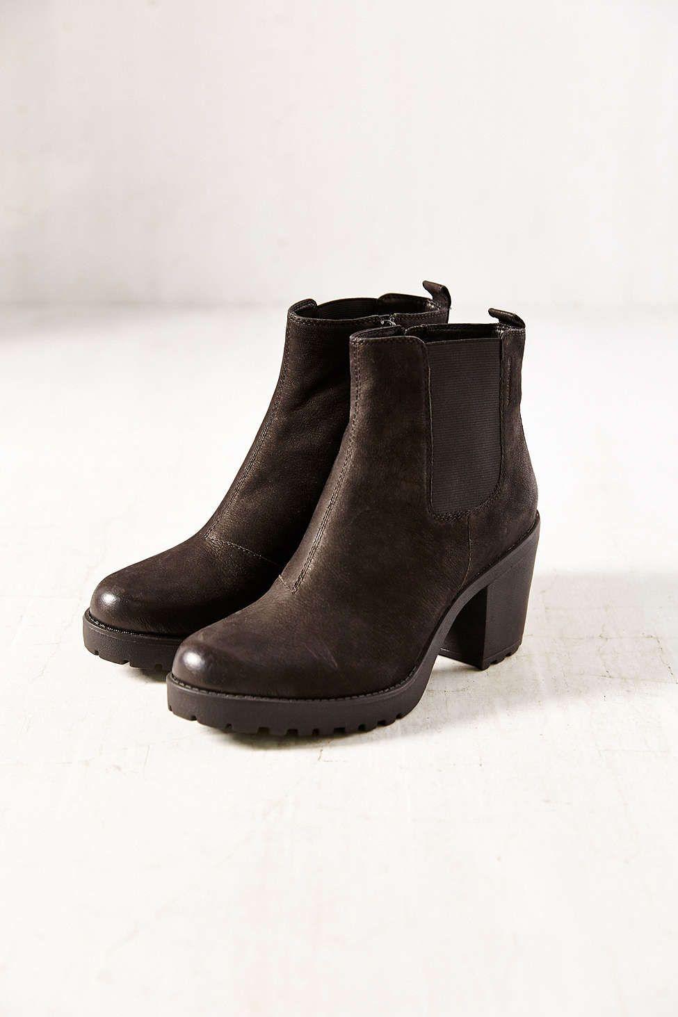 6883e50f87a8 Vagabond Shoemakers Grace Platform Ankle Boot   shoes   Pinterest ...