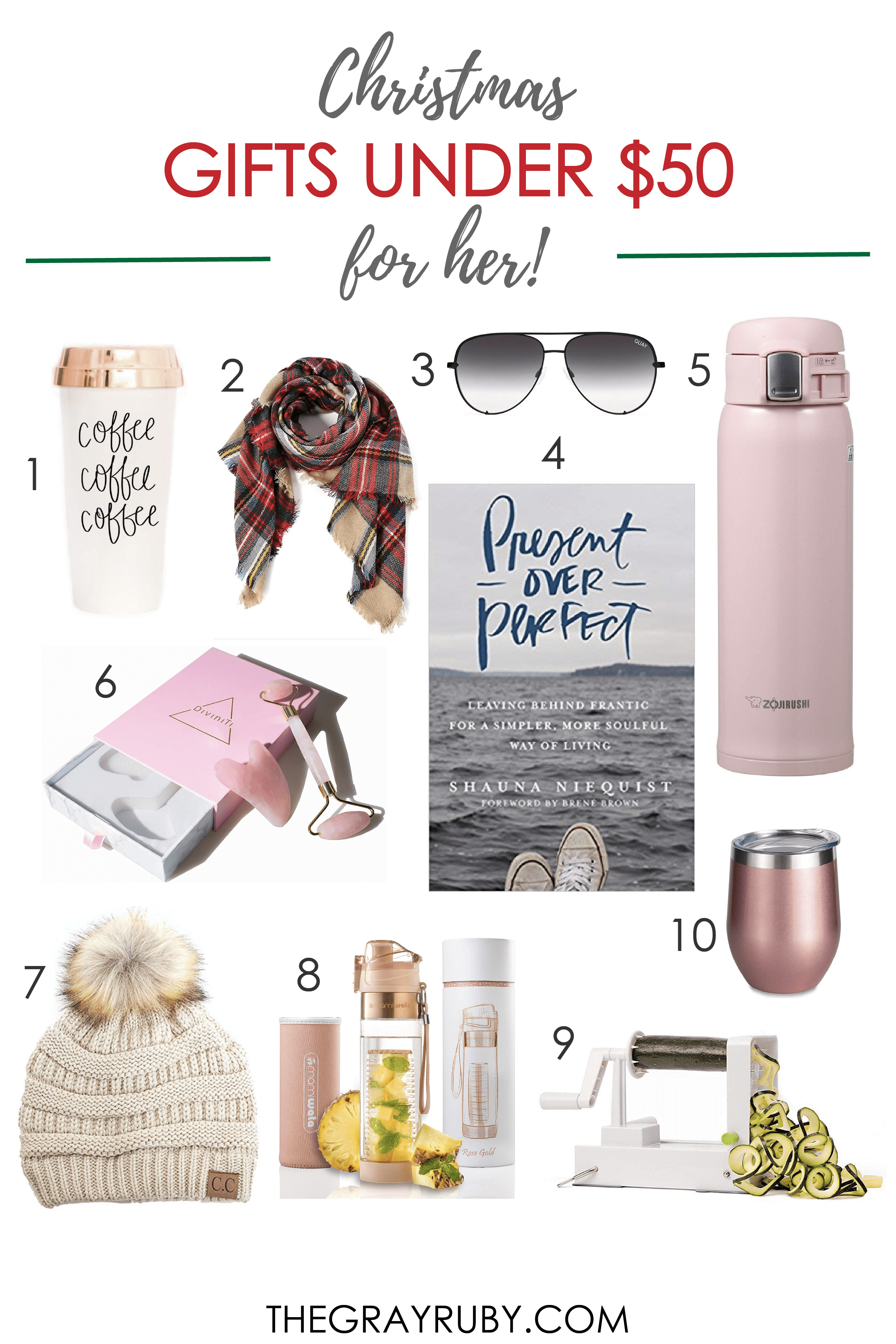 The best gifts for women under $50 | Cool gifts for women ...