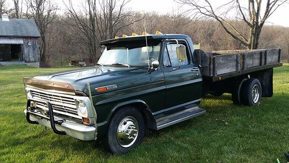 1969 Ford F 350 Dumptruck Pa 10 000 Please Call Curt 702 722 7977 This Dumptruck Cars For Sale Dump Trucks Trucks