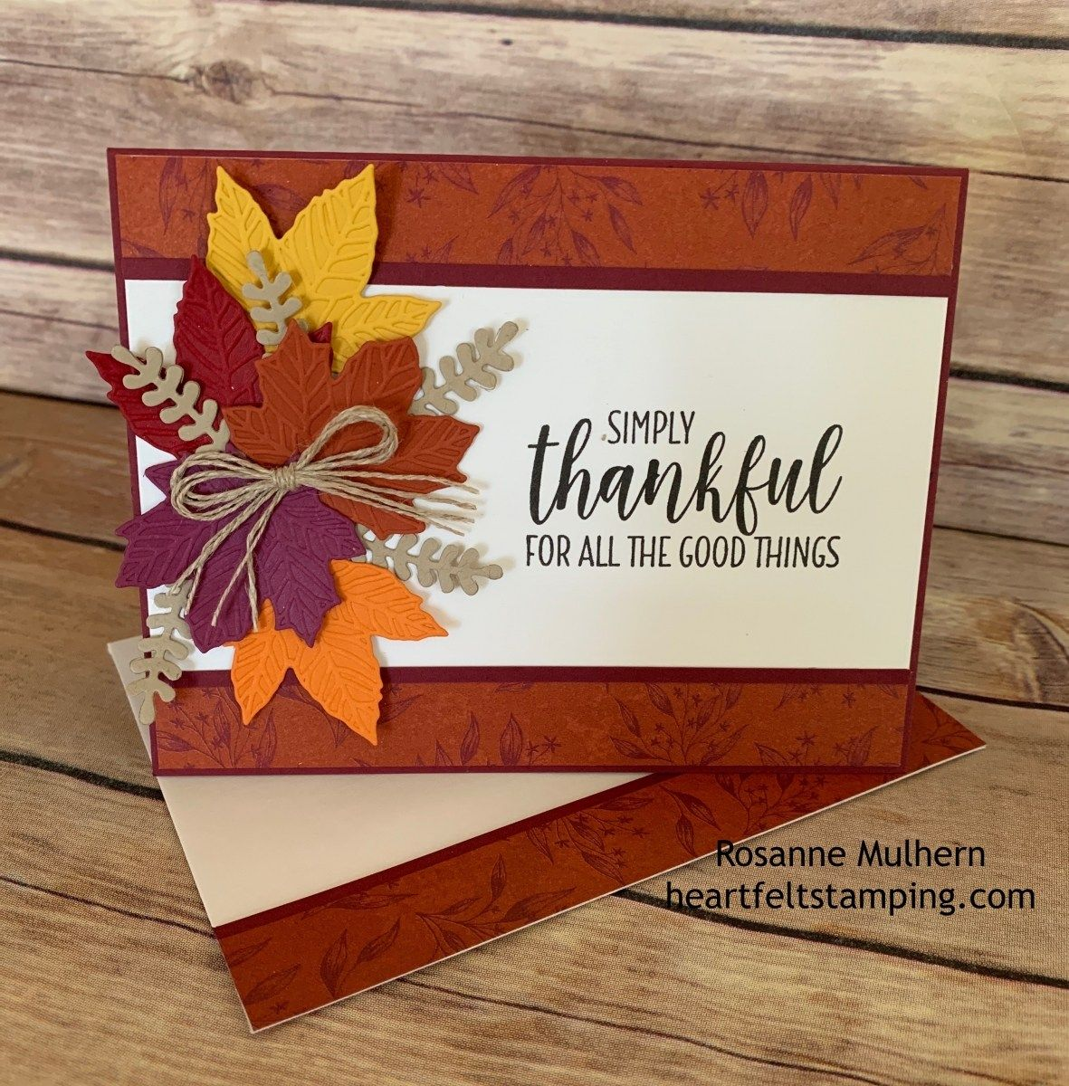 simply thankful for the pals blog hop  heartfelt stamping