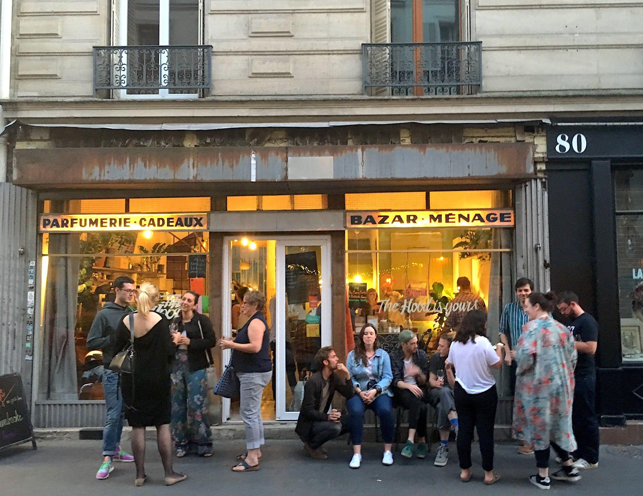 THE HOOD PARIS & APERO Coffee shop