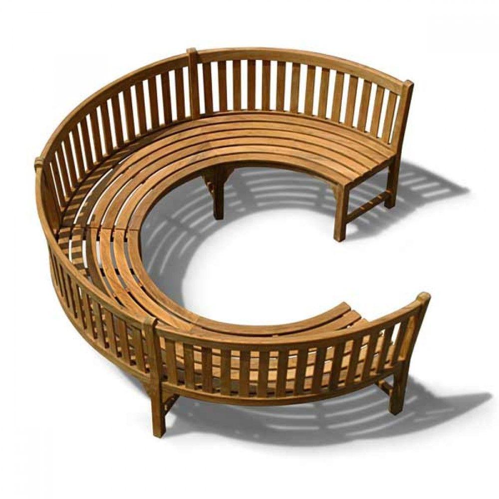 Circular Patio Furniture Inspired