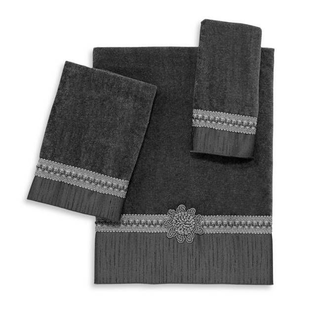 Granite New Avanti Linens Galaxy Bath Towel