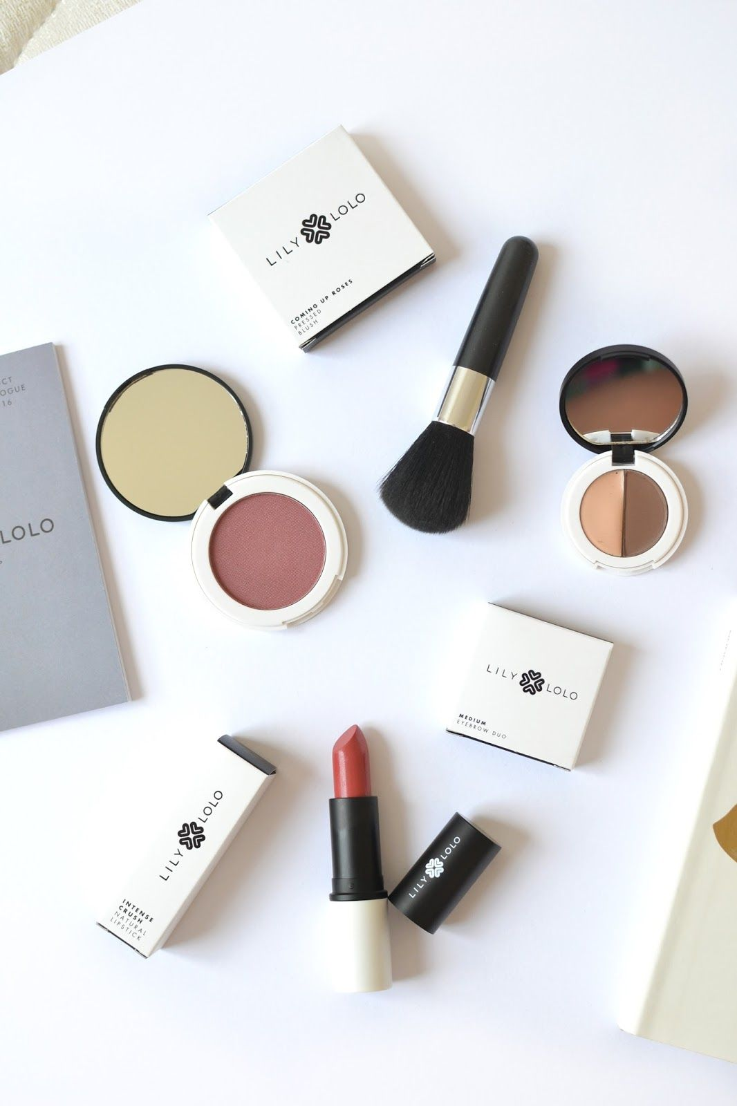 British Beauty Brand | Lily Lolo - Temporary:Secretary Lifestyle Blog