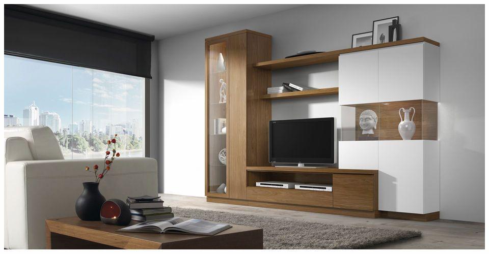 mueble tv. minimalista. madera. | muebles tv | pinterest | mueble ... - Muebles De Madera Modernos Para Comedor
