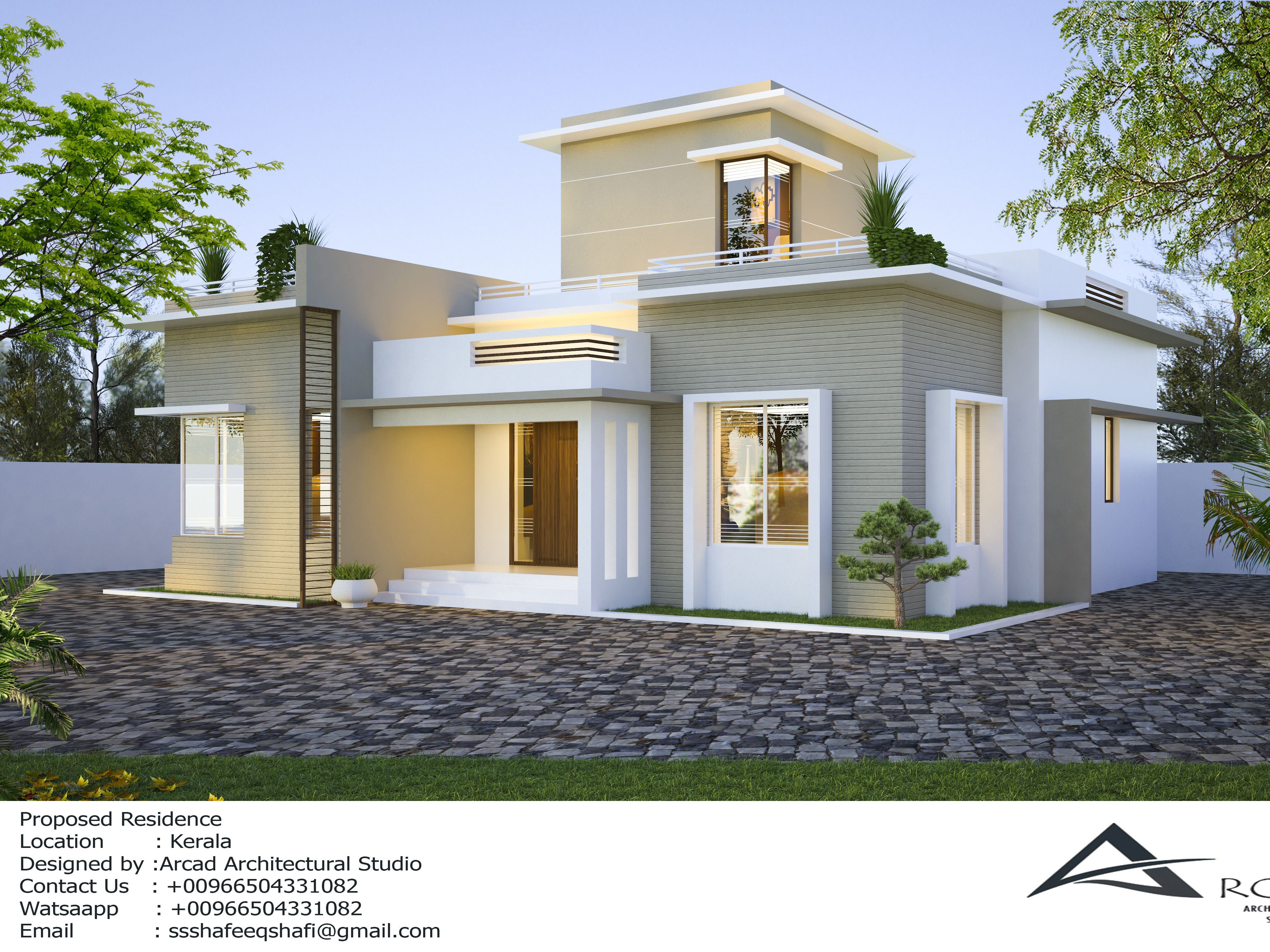 Kerala House Design In 2019 Best Small House Designs
