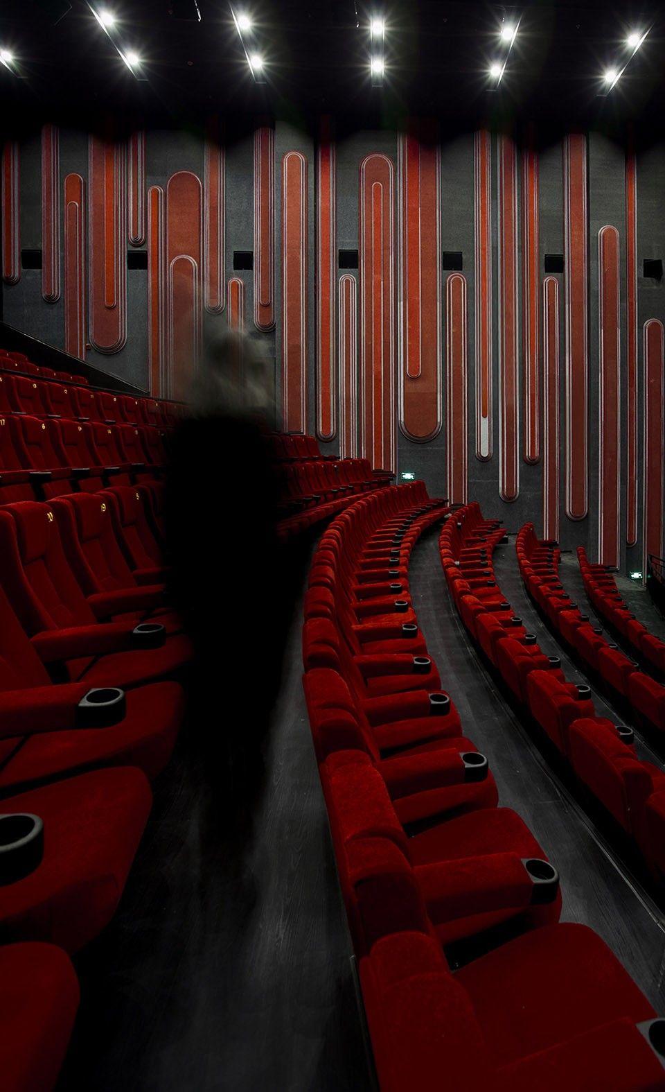 3 Insun Lotte Cinema 05_one Plus Partnership Kids Pinterest -> Imagem De Sala De Cinema